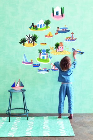 Corr - Med - Wall Stickers 019 1