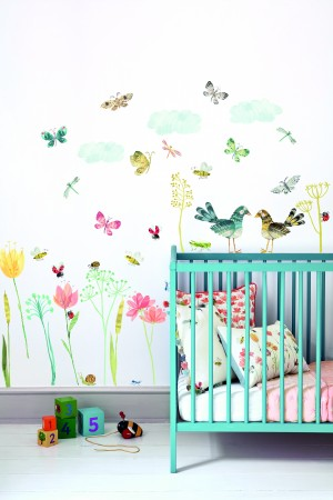 ▲Picturebook Wall Stickers