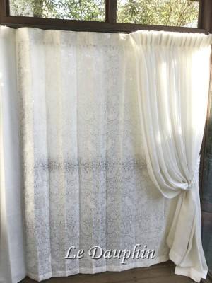 ▲ピュアモリスカーテンの施工例