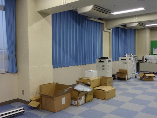 川島セルコンのコントラクトカーテン
