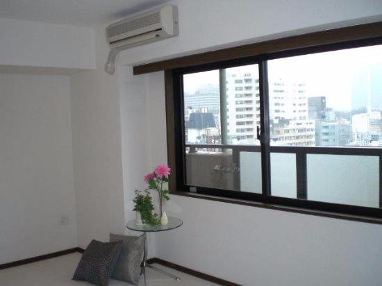 寝室施工前窓側