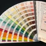 ▲膨大な数の色の中からお選びいただけます。
